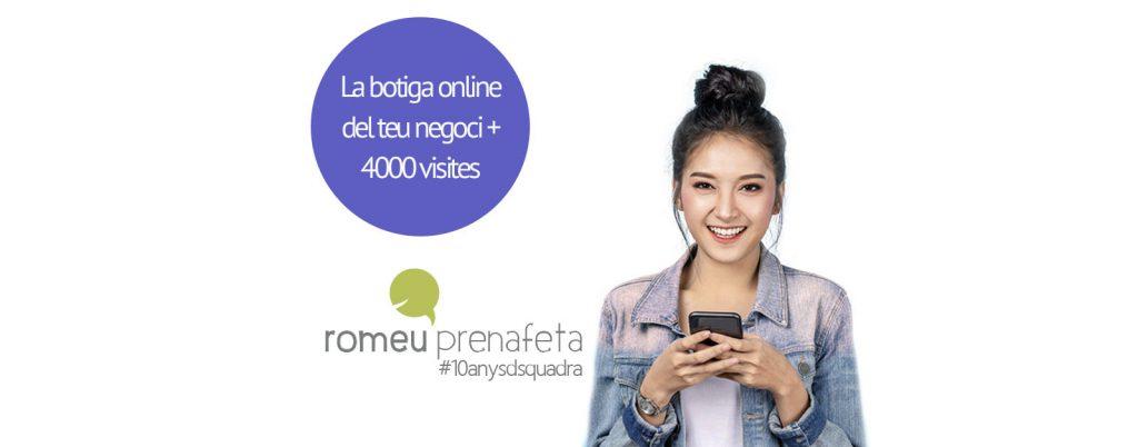 botiga online oferta