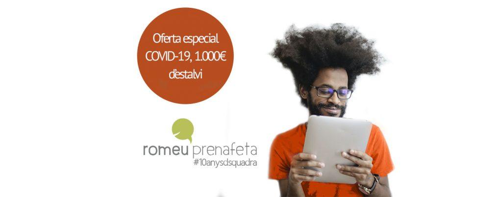 Botiga online de promoció