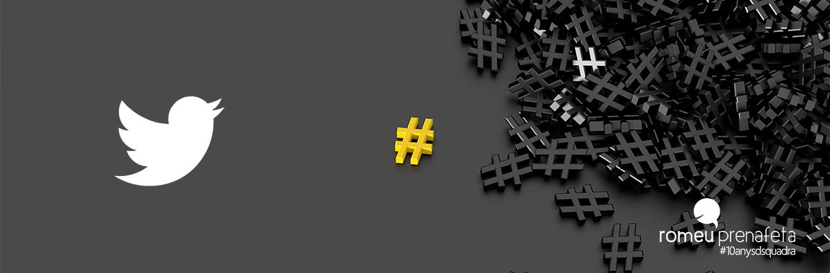 Twitter bàsic. 5 idees i una bona imatge