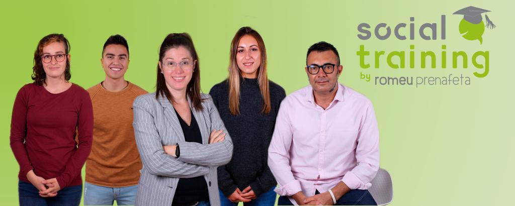 Social Training, formació en màrqueting digital 360ª
