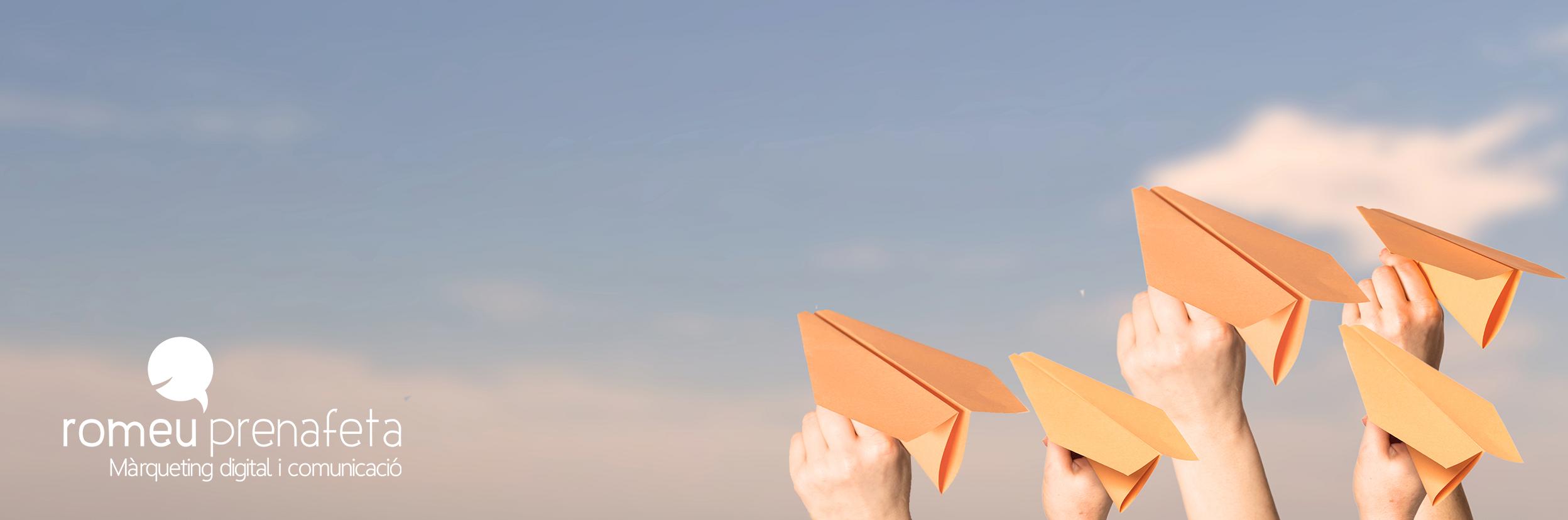 5 maneres de fer màrqueting