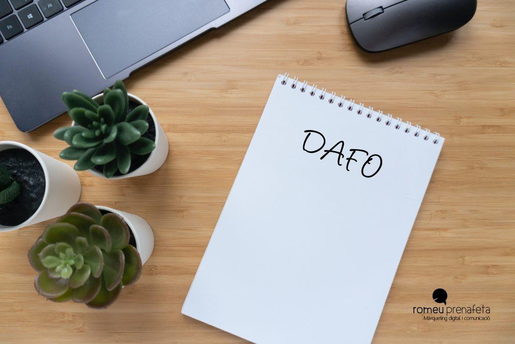 Anàlisi DAFO