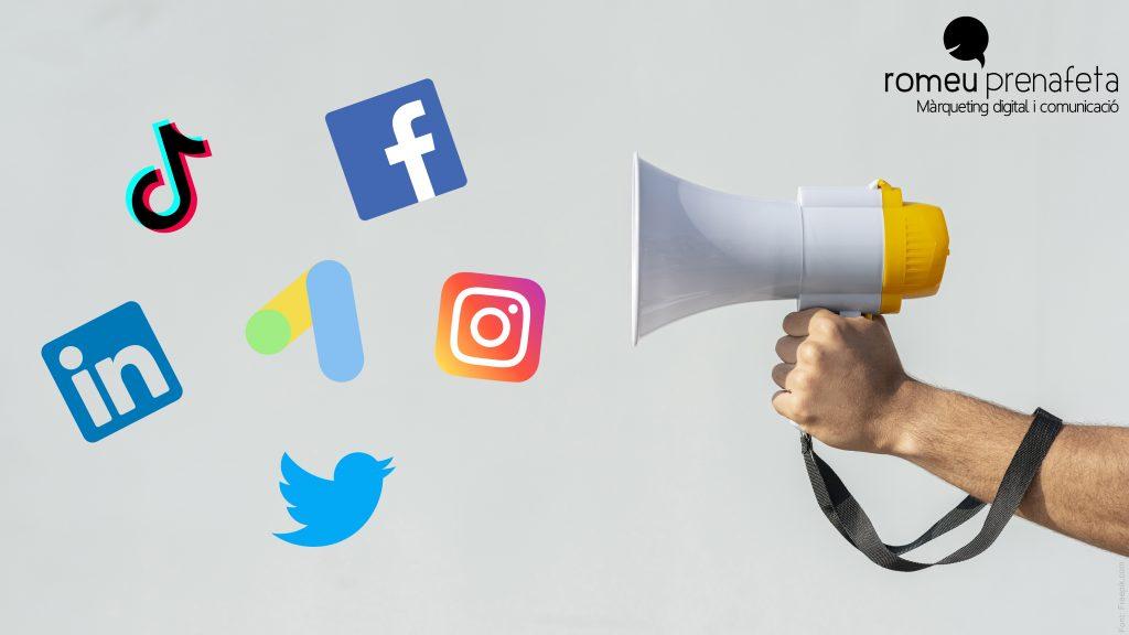 24 estratègies: Social i Google ADS