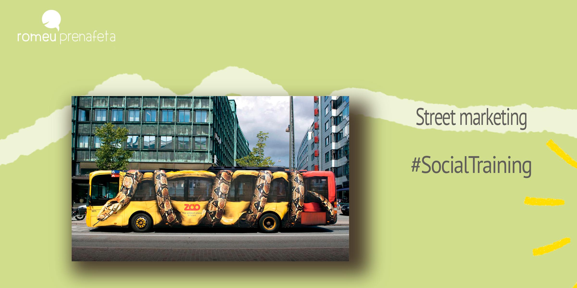 24 estratègies: Street marketing